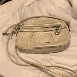 Coach small side bag